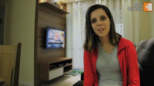 Depoimento Aline e Robson Silva